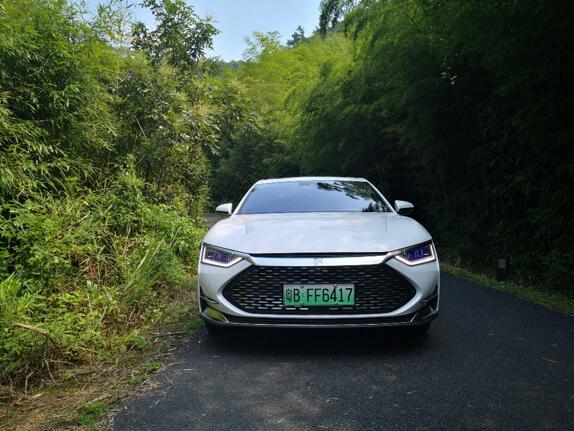 一座城一辆车 享福双份安和——杭州试驾比亚迪汉DM