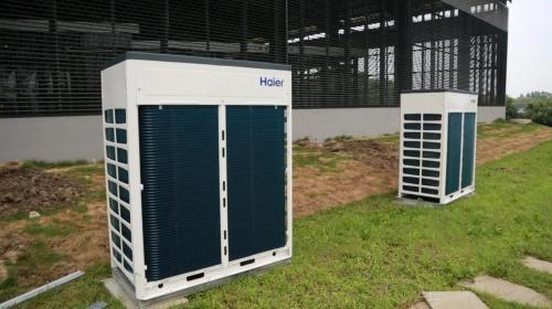 海尔中央空调集成式全效空调安全解锁三星堆千年遗迹