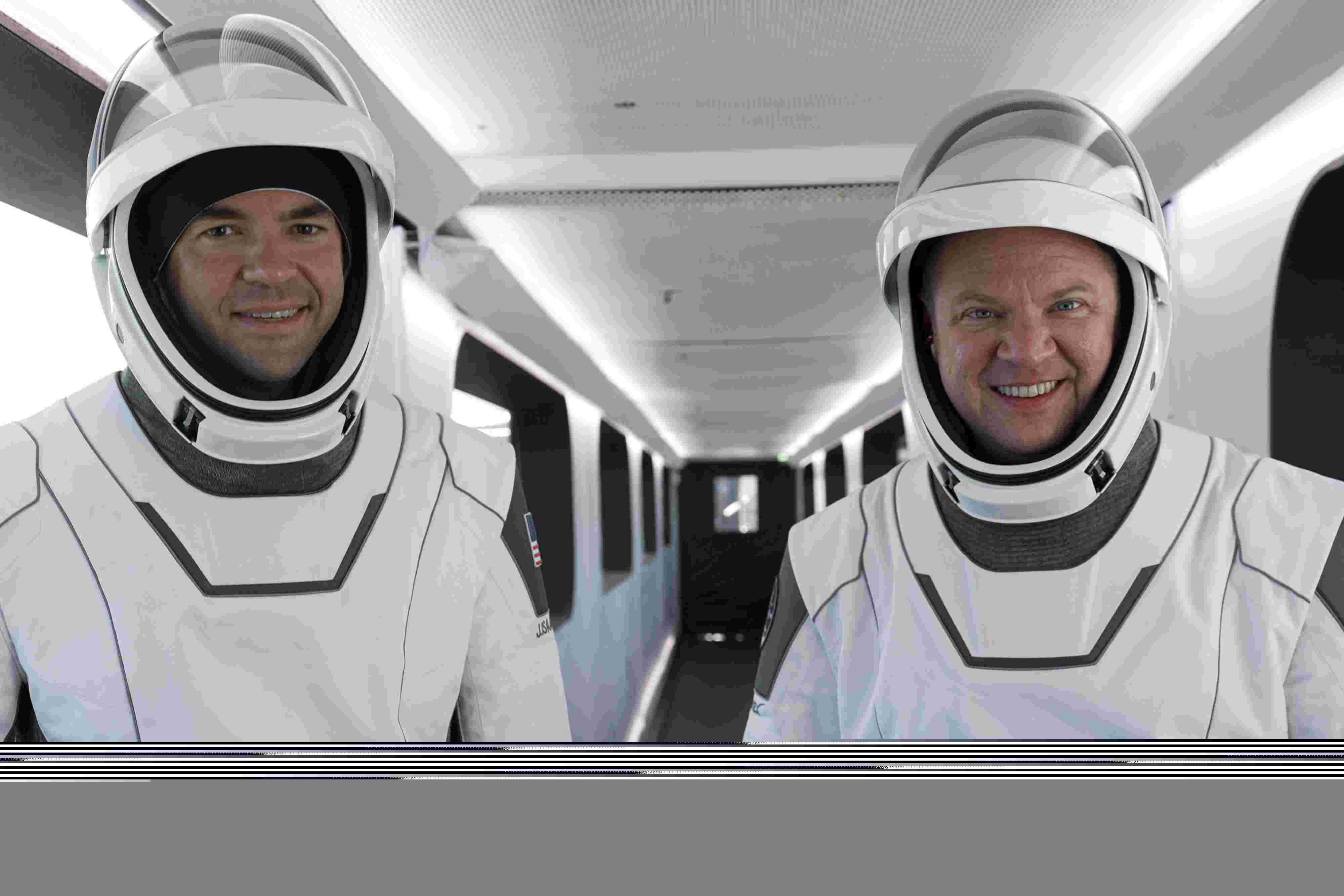 """""""业余宇航员""""的太空之旅是什么样的?"""