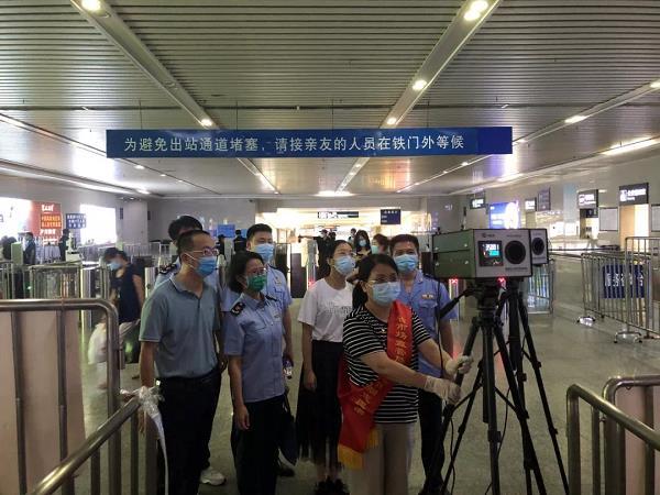 福建省市场监管系统积极开展疫情防控计量服务