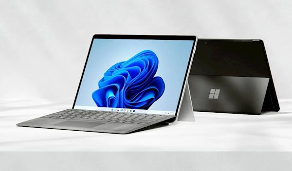 Surface Pro 8正式发布:120Hz高刷屏、性能暴涨75%