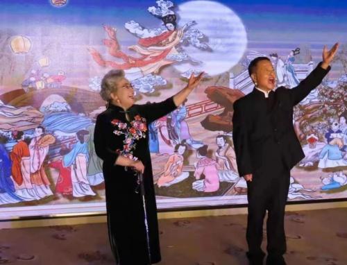 """中秋诵明月 诗意满京城——""""阅读北京""""2021中秋诗会在角楼图书馆举办"""