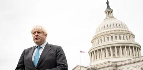 卫报:英国首相约翰逊与拜登会面后更嚣张 要法国人对核潜艇门闭嘴