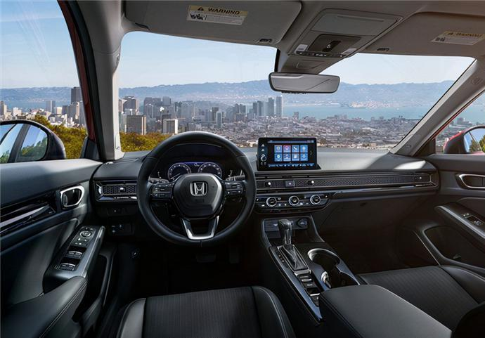 售价低于预期!本田全新思域上市12.99万起售:全系1.5T发动机