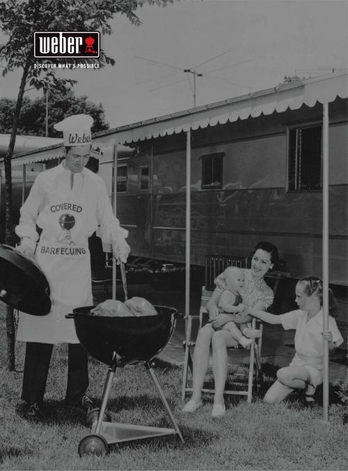 烹饪生活灵感,Weber威焙掀起高端焖烤新浪潮 每个人都是生活灵感创造者