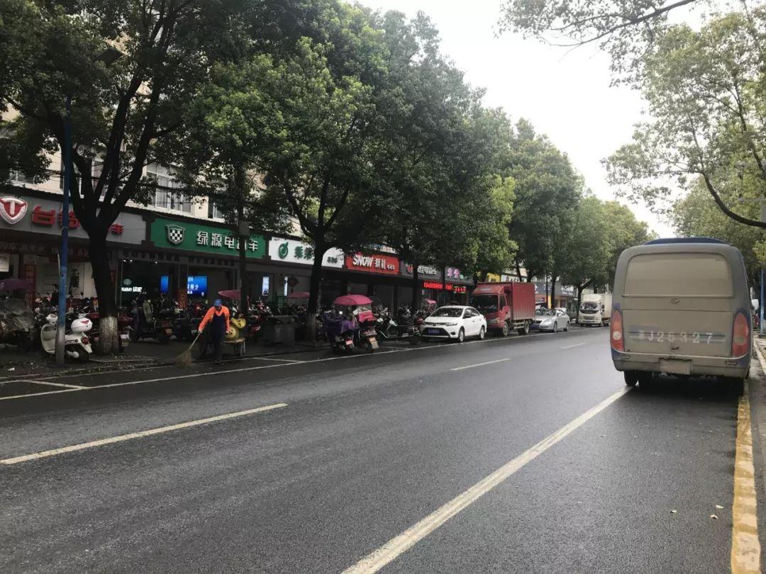 3月28日,案发现场已规复平静。新京报记者邹帅 摄