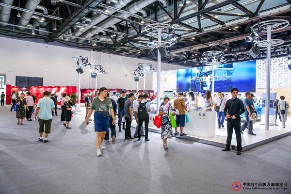 中国自主品牌汽车博览会在京开幕 助力自主品牌探寻未来之路新引擎